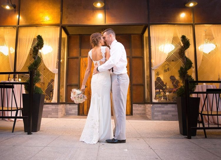 The Box MKE Wedding