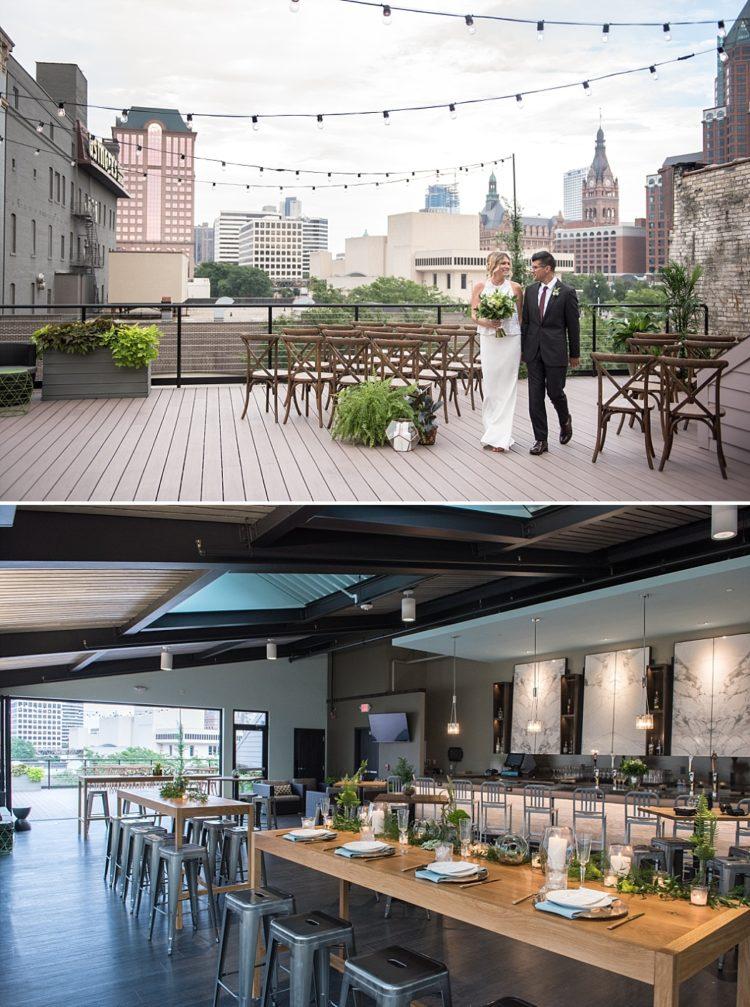 The View at TRIO - Milwaukee Wedding Venue