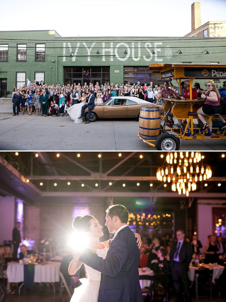 Ivy House - Milwaukee Wedding Venues