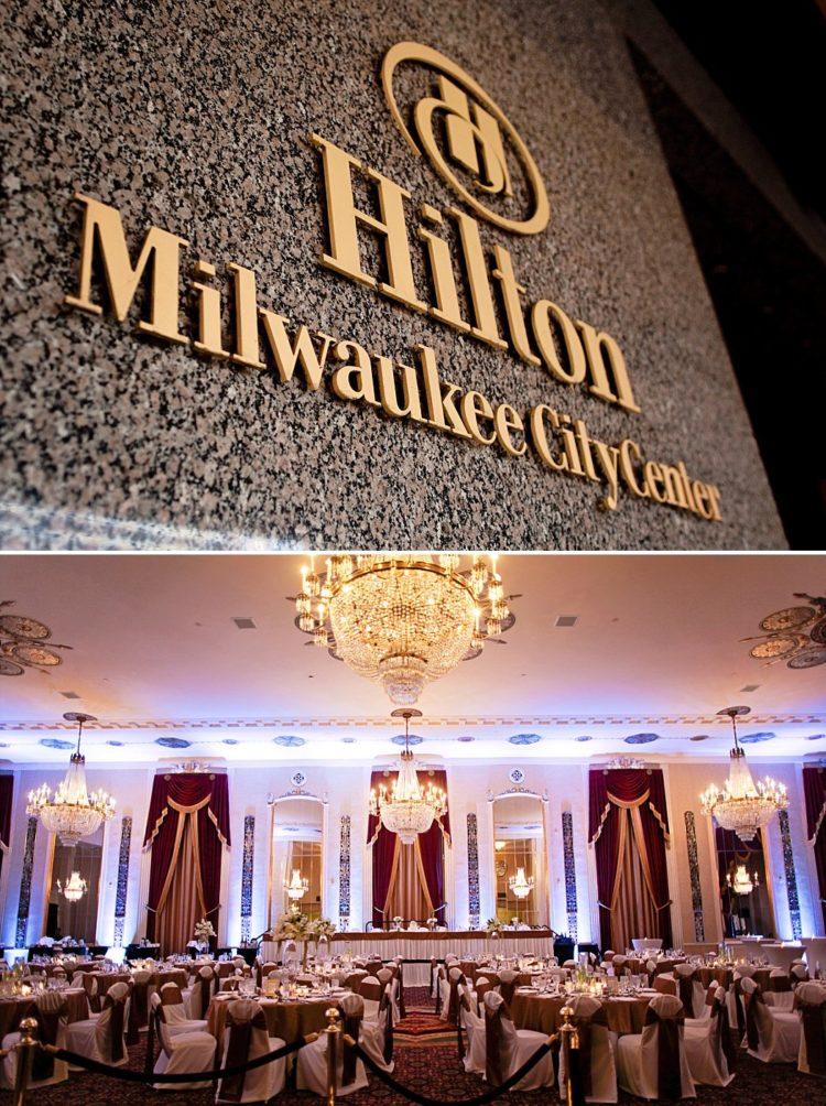 Hilton Milwaukee Weddings