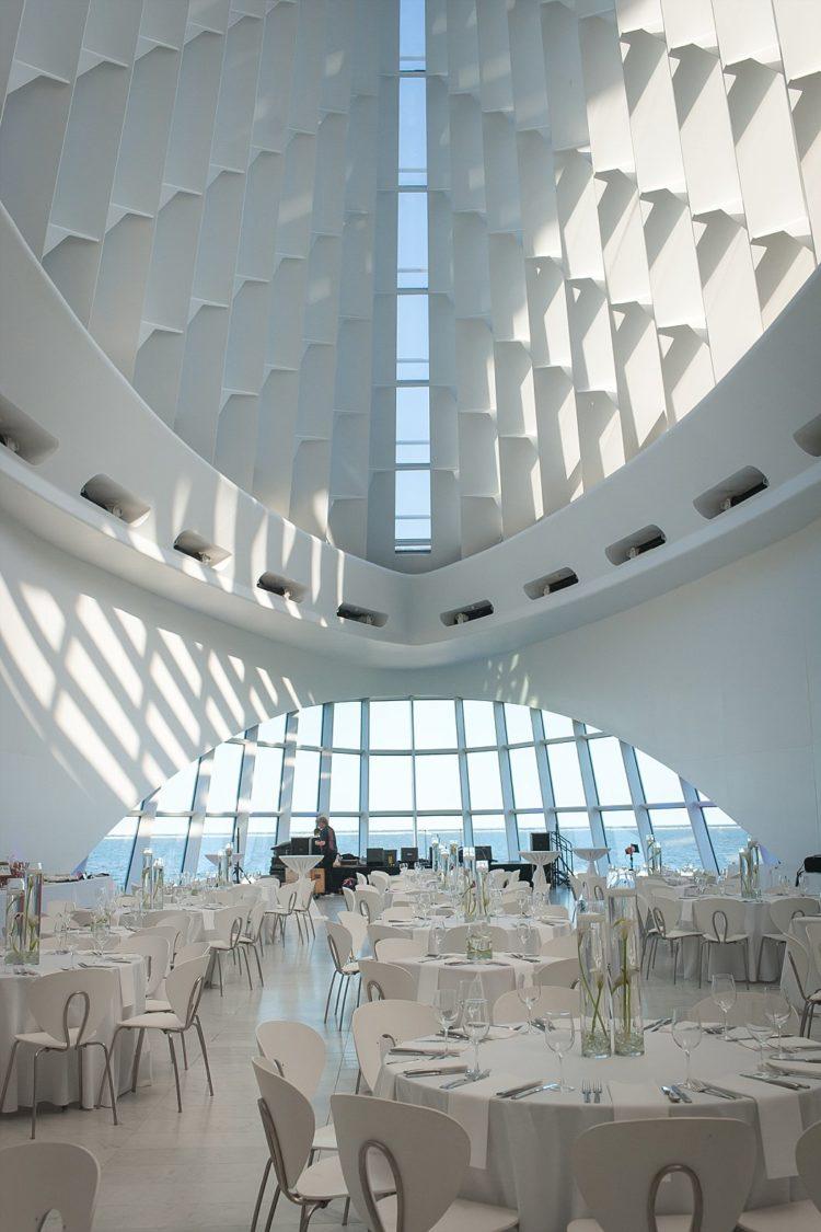 Milwaukee Art Museum Weddings