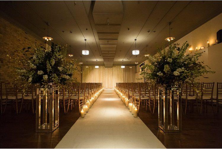 The Box MKE Wedding Ceremony