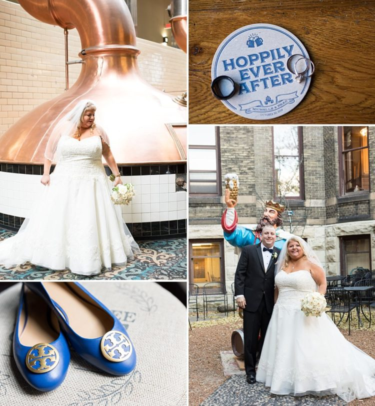Best Place Pabst Brewery Wedding