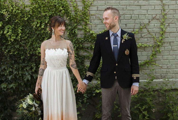 Dandy Milwaukee Wedding