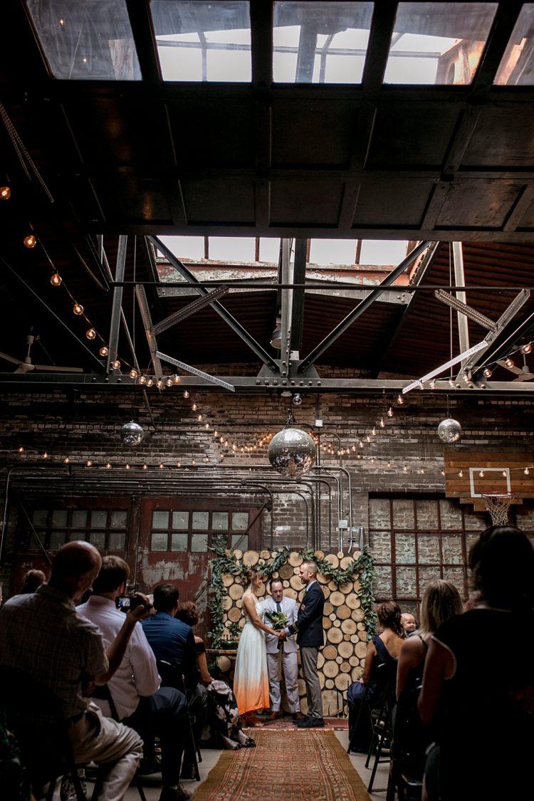 Wedding Ceremony at Dandy