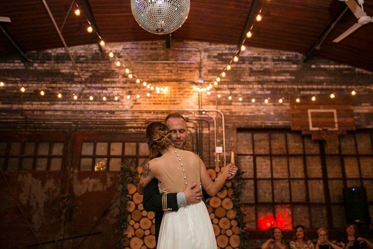 A Dandy Vintage Milwaukee Wedding
