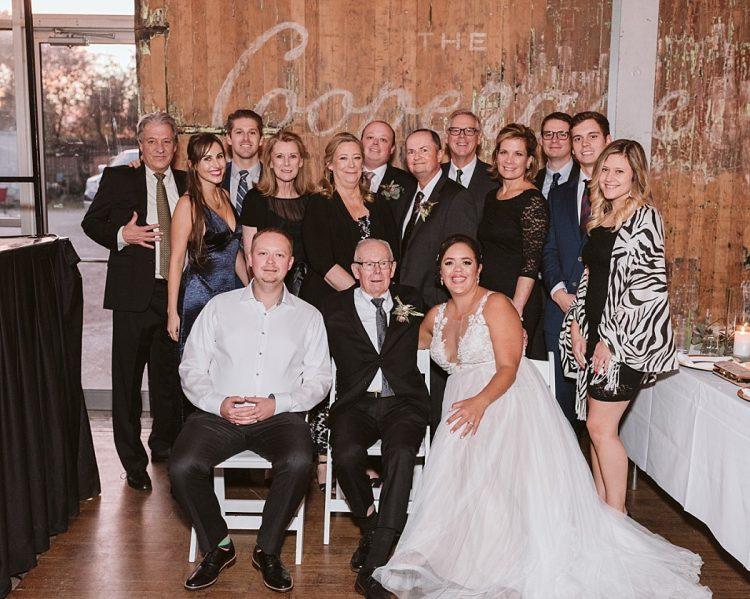 Cooperage Wedding