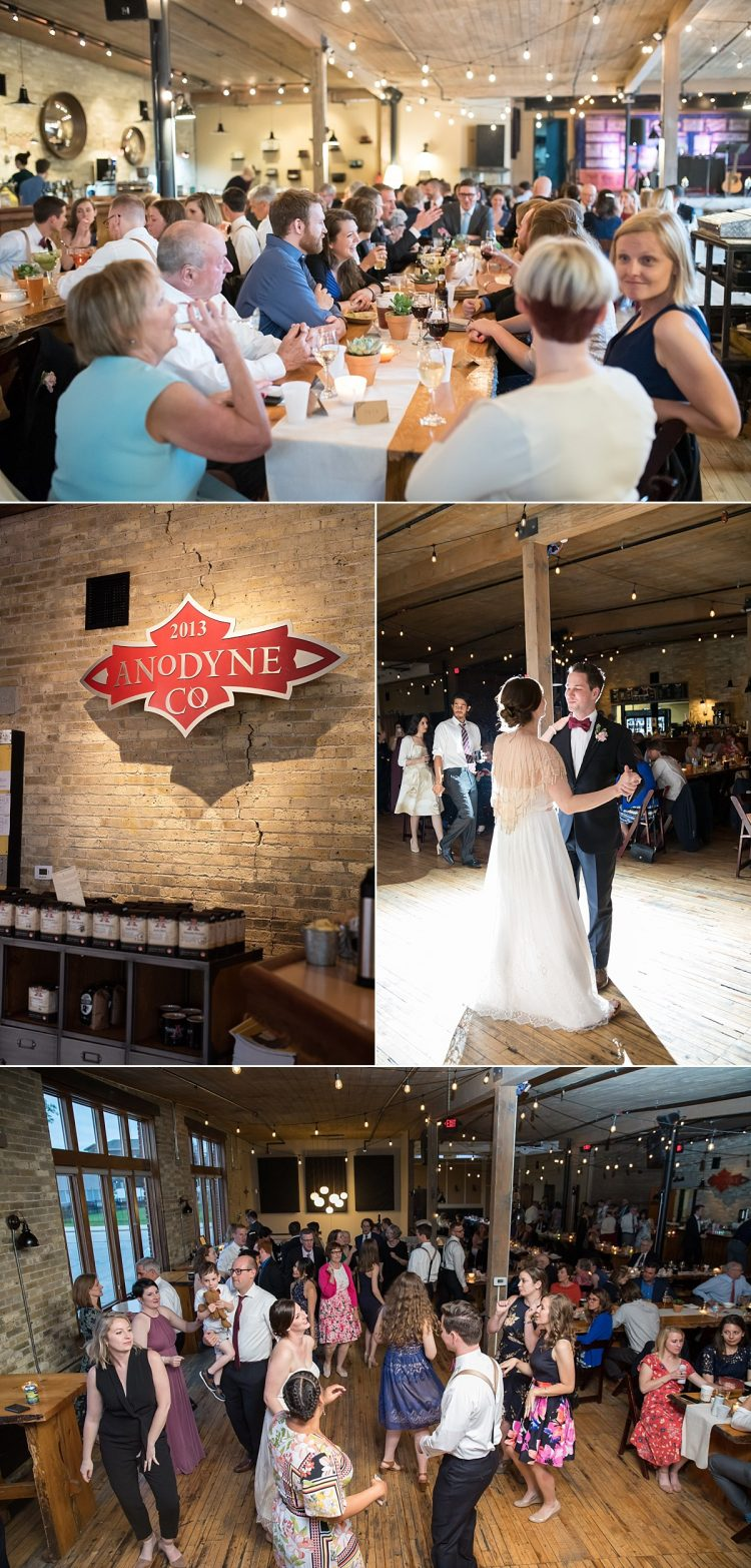 anodyne milwaukee wedding venue walkers point