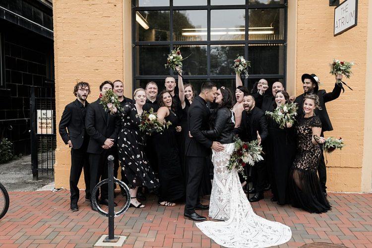 Atrium Shorewood Wedding