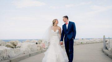 Milwaukee Yacht Club Wedding