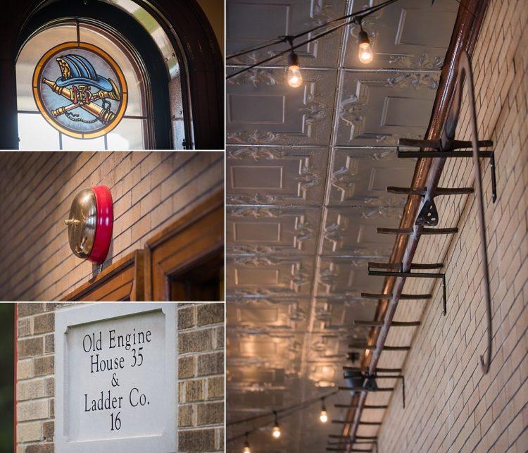 story hill firehouse wedding milwaukee