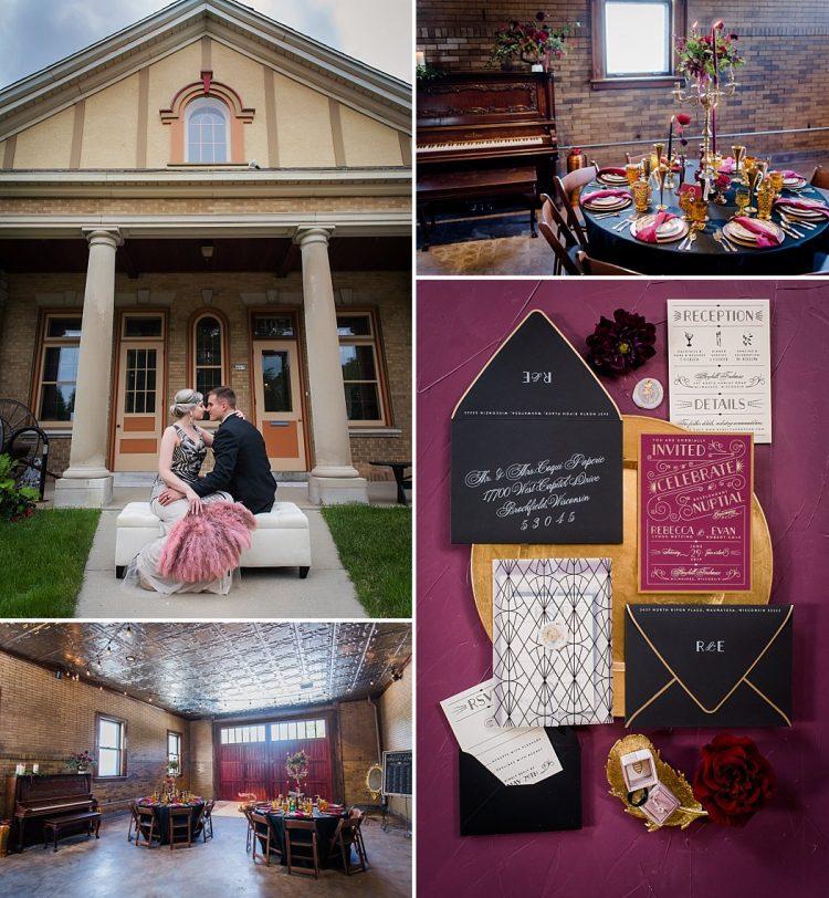 Story Hill Firehouse Wedding