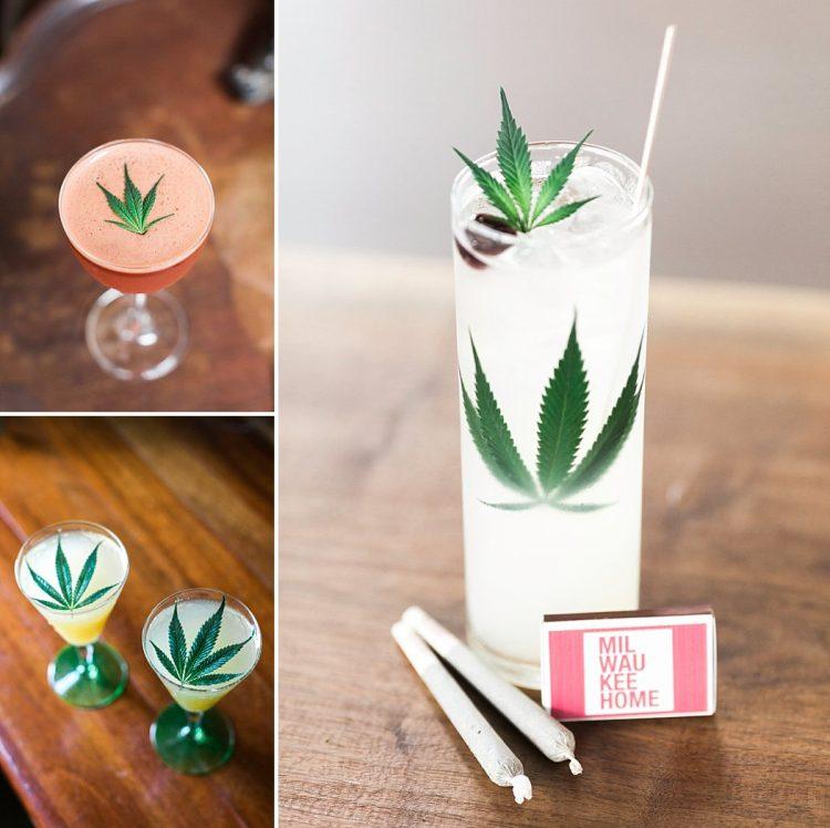 cannabis cbd cocktails mocktails