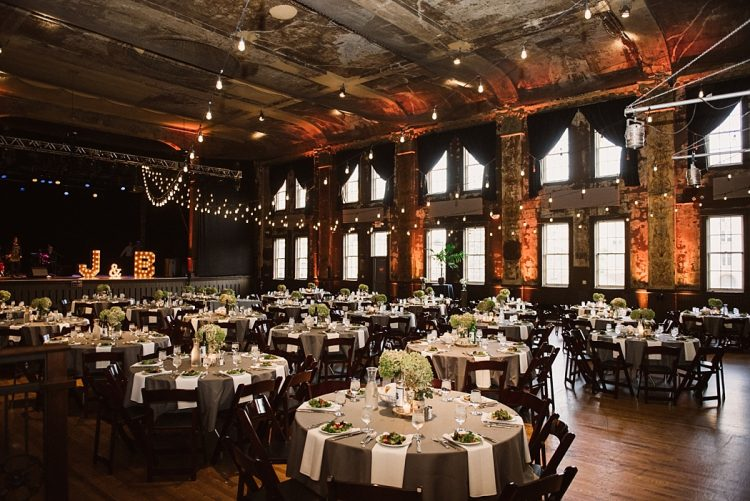 Winter Weddings at Turner Hall
