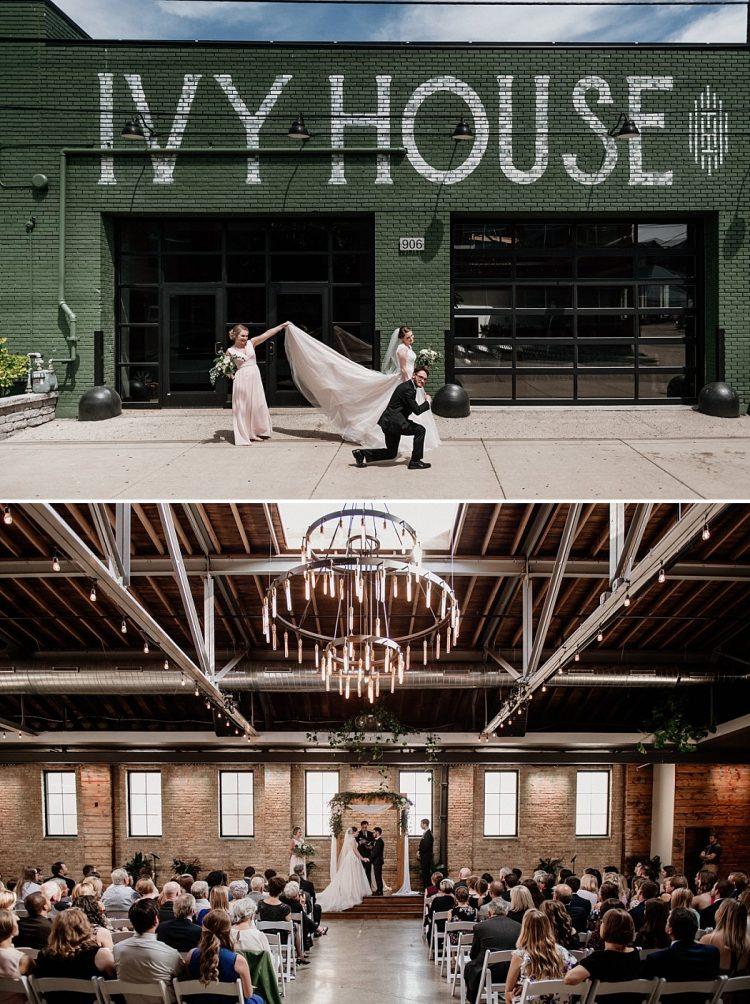 Ivy House Wedding - Milwaukee Airwaves