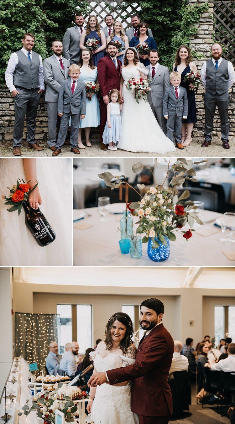 Grace Center Wedding