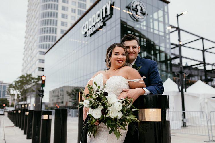Good City Commons Wedding