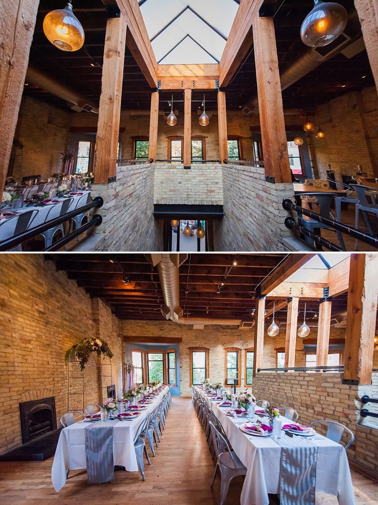 Top Milwaukee Wedding Venues - Onesto Third Ward