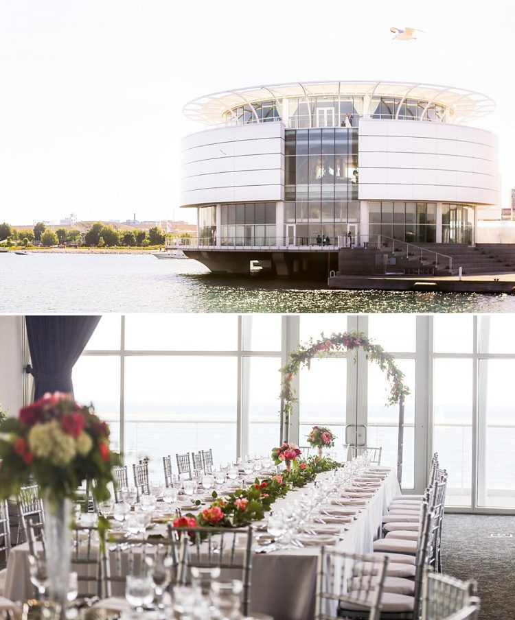 Milwaukee Wedding Venues - Discovery World