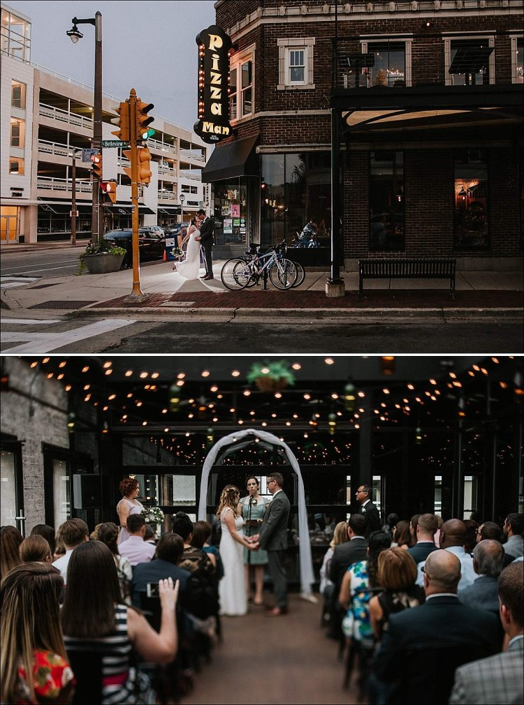 Top Milwaukee Wedding Venues - Pizza Man
