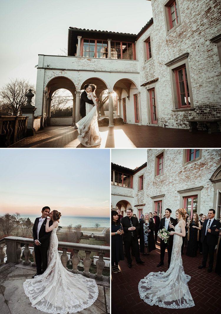 Milwaukee's Top Wedding Venues - Villa Terrace