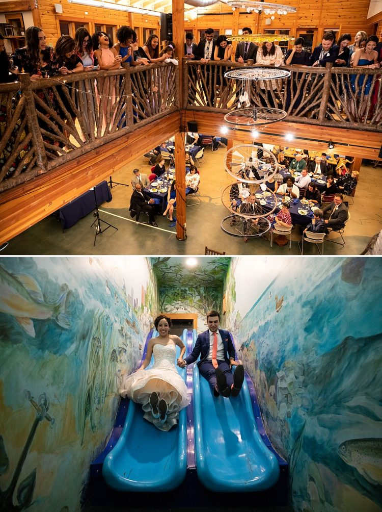 Top Milwaukee Wedding Venues - Urban Ecology Center