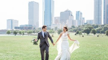 epic milwaukee wedding photos