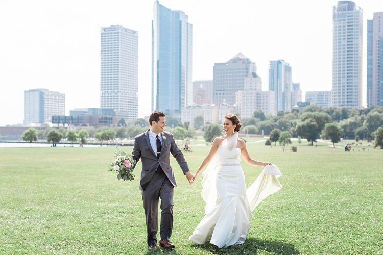 epic milwaukee wedding photos