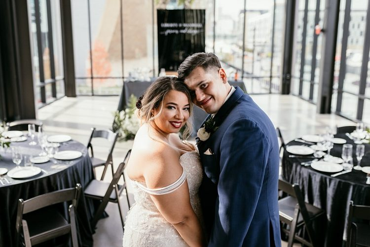 Modern Wedding Venues Milwaukee
