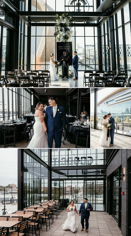 Modern Wedding Venues Milwaukee - Good City Commons