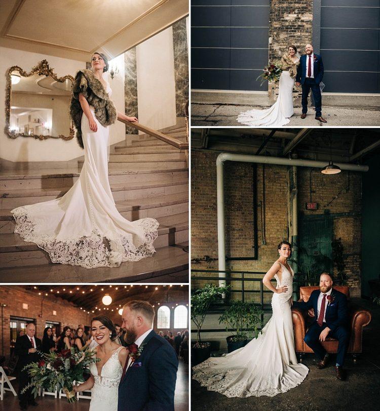 South Shore Pavilion Milwaukee Wedding