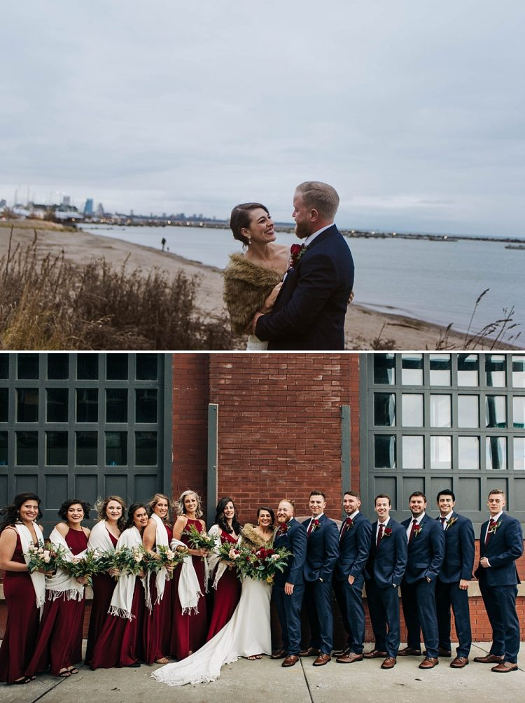 Weddings By Milwaukee's Lakefront