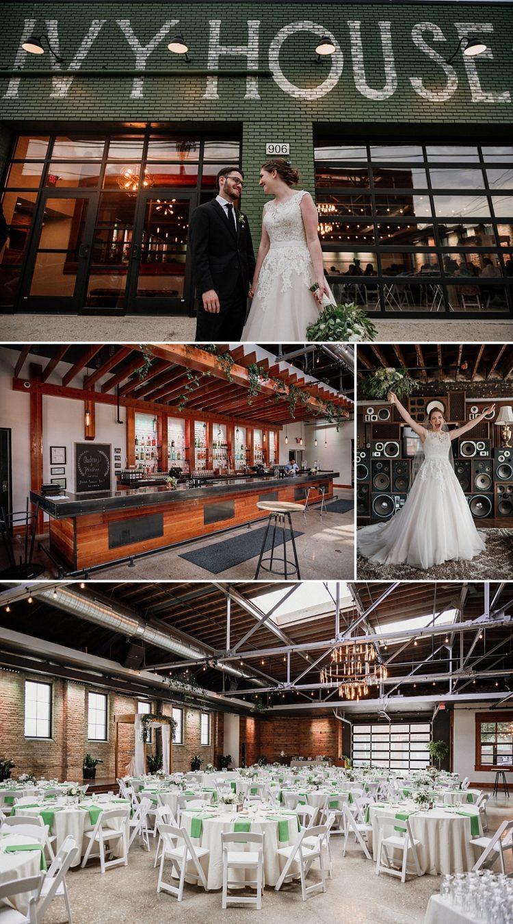 Modern Milwaukee Venue - The Ivy House