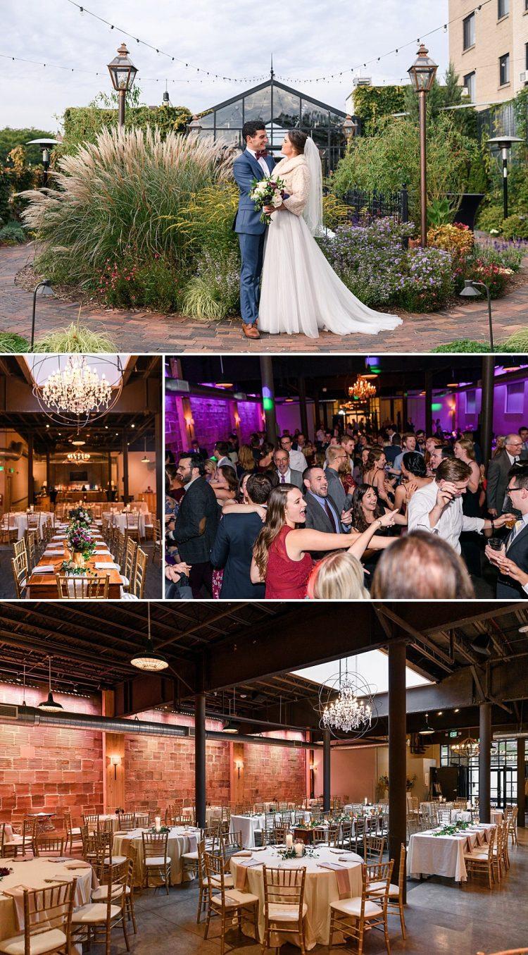 The Atrium - Milwaukee Modern Wedding Venue
