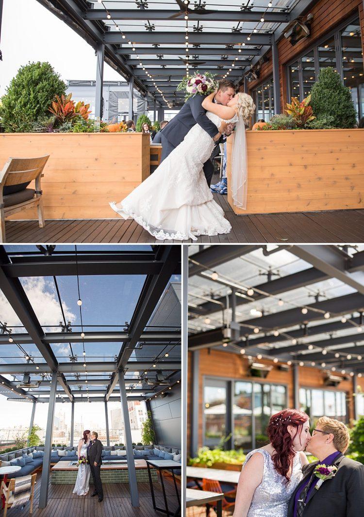 Kimpton Hotel Wedding - Modern Milwaukee Venues