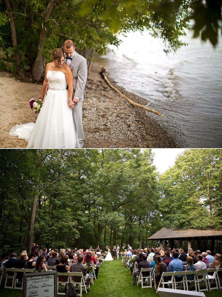 Outdoor Wedding Venues - Schlitz Audubon
