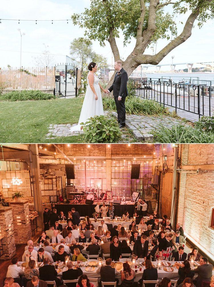 Riverfront Wedding Venues - The Cooperage Milwaukee