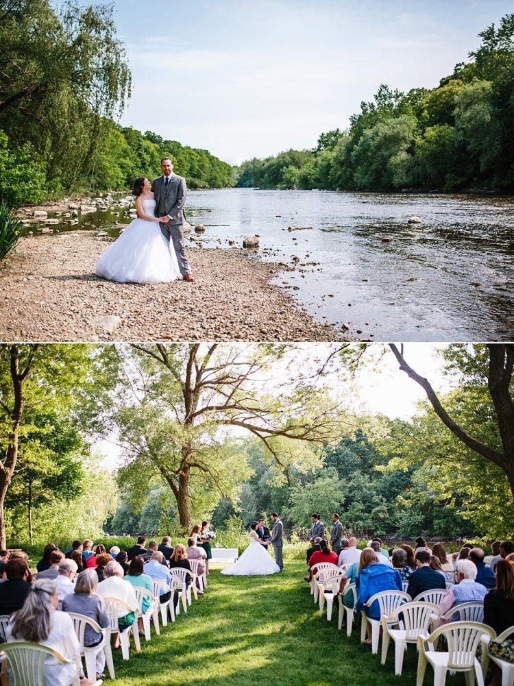 Riverfront Wedding Venues - Hubbard Park Lodge