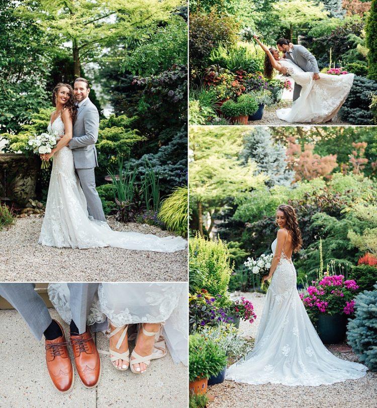 Sanger House Gardens Wedding