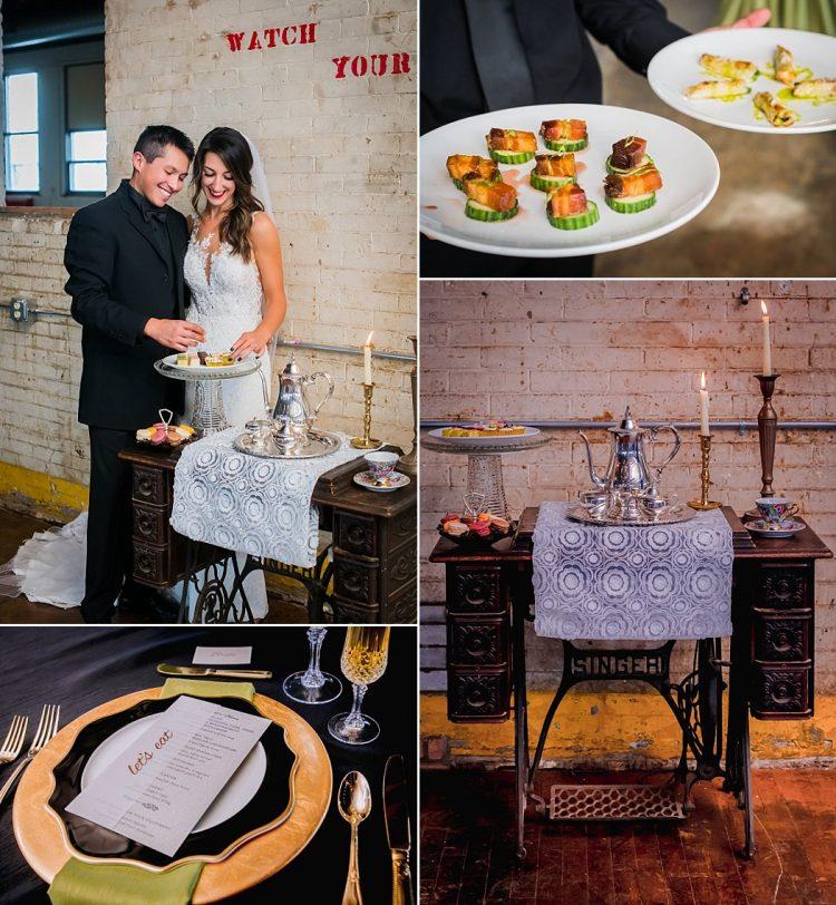Curio Loft at Antiques on Pierce Weddings