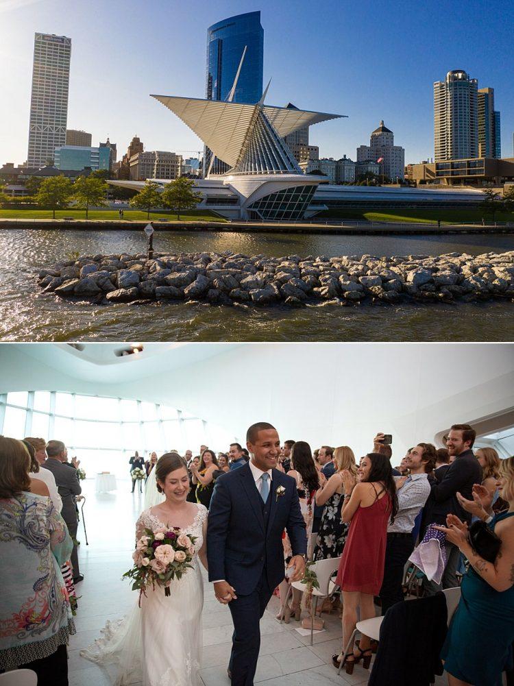 Milwaukee Lakefront Wedding Venues - Art Museum