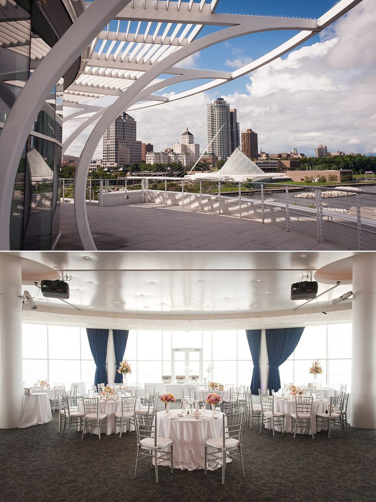 Lakefront Wedding Venues in Milwaukee - Discovery World