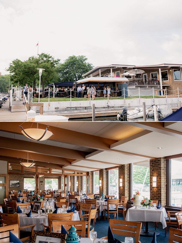 Lakefront Wedding Venues - Milwaukee Yacht Club