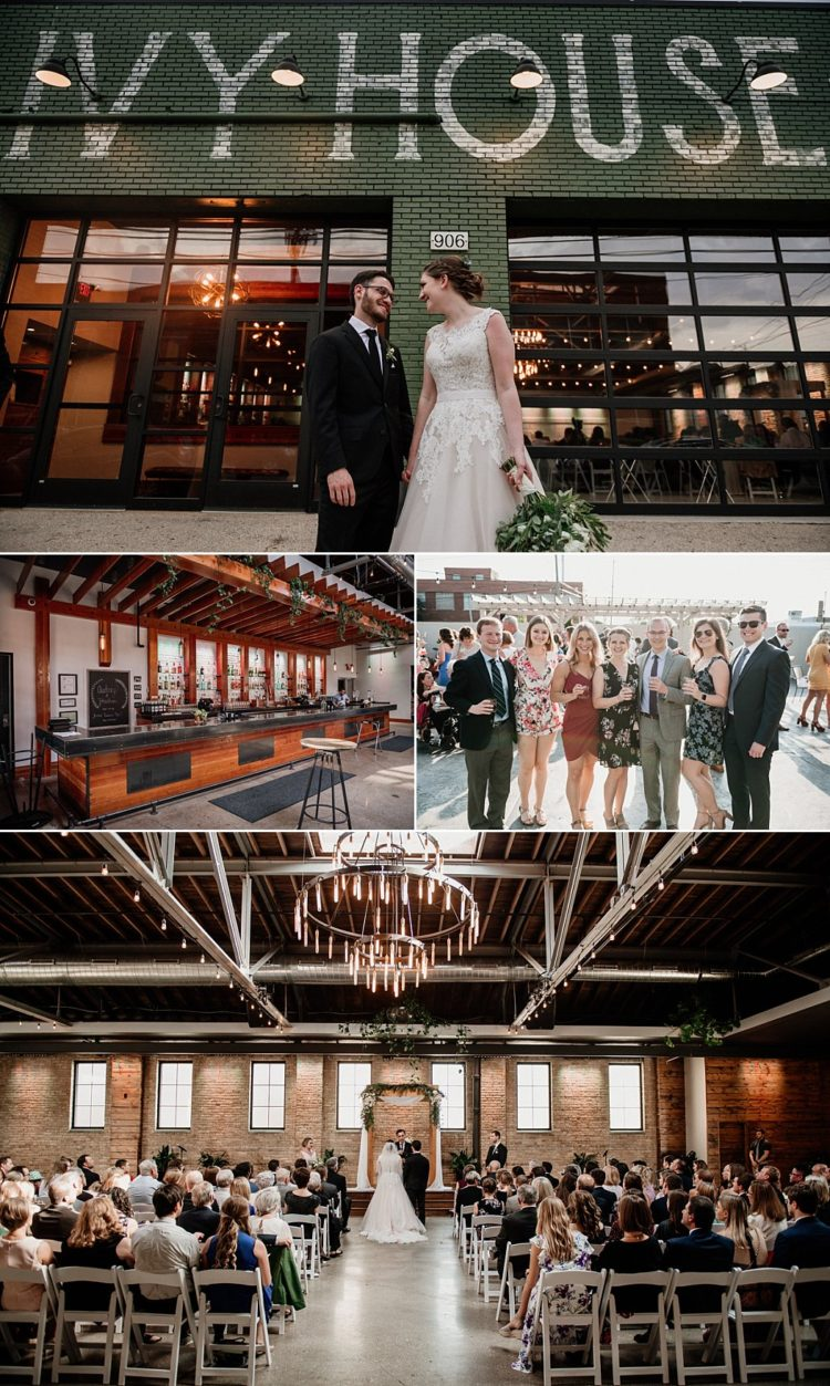 Walker's Point Wedding - The Ivy House