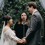 all you need is love wedding officiant