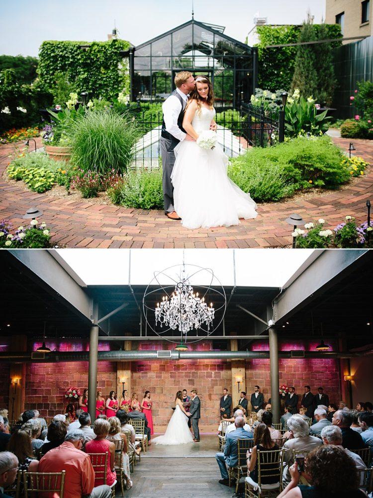 The Atrium - Milwaukee's Top Wedding Venues