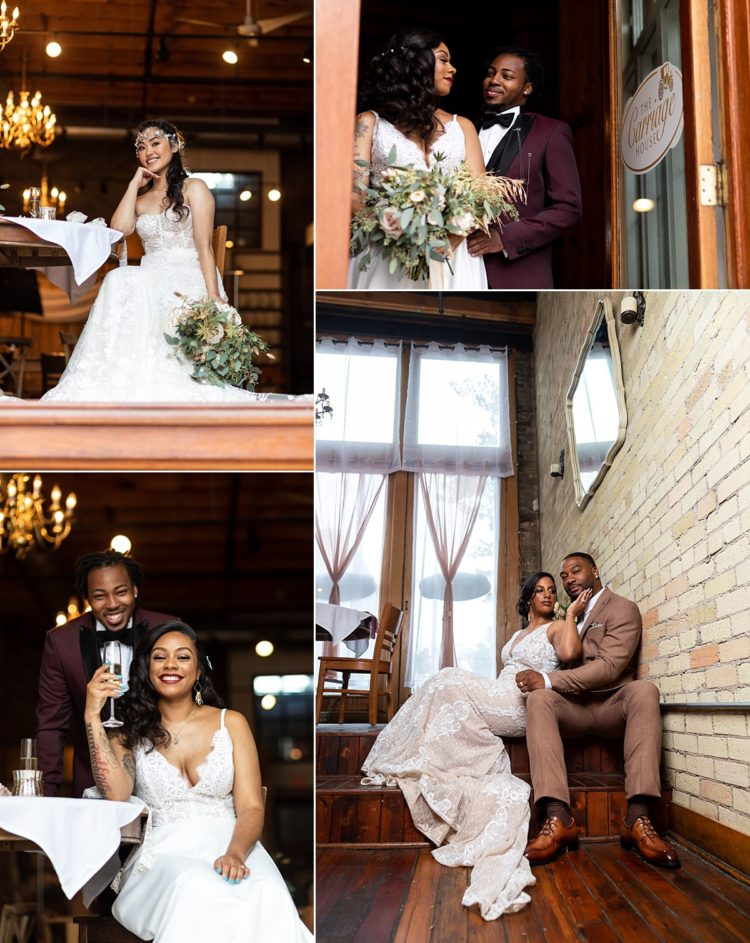 the carriage house movida milwaukee wedding venue