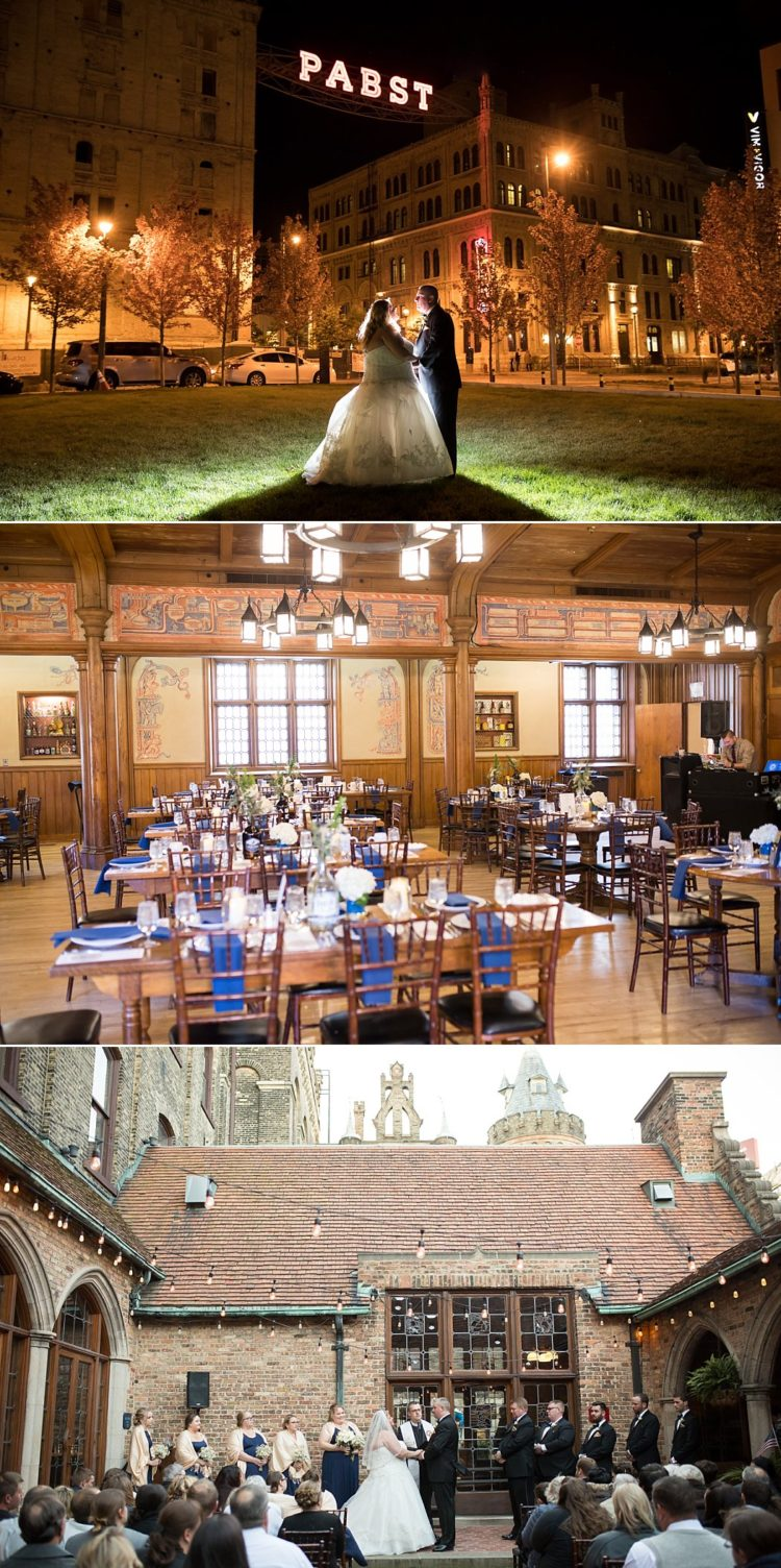 Best Milwaukee Wedding Venues - Pabst Best Place