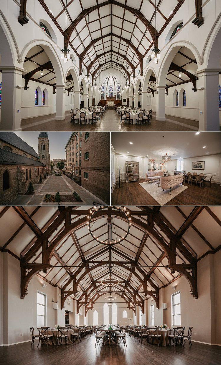 St. James 1868 Milwaukee Wedding Venue