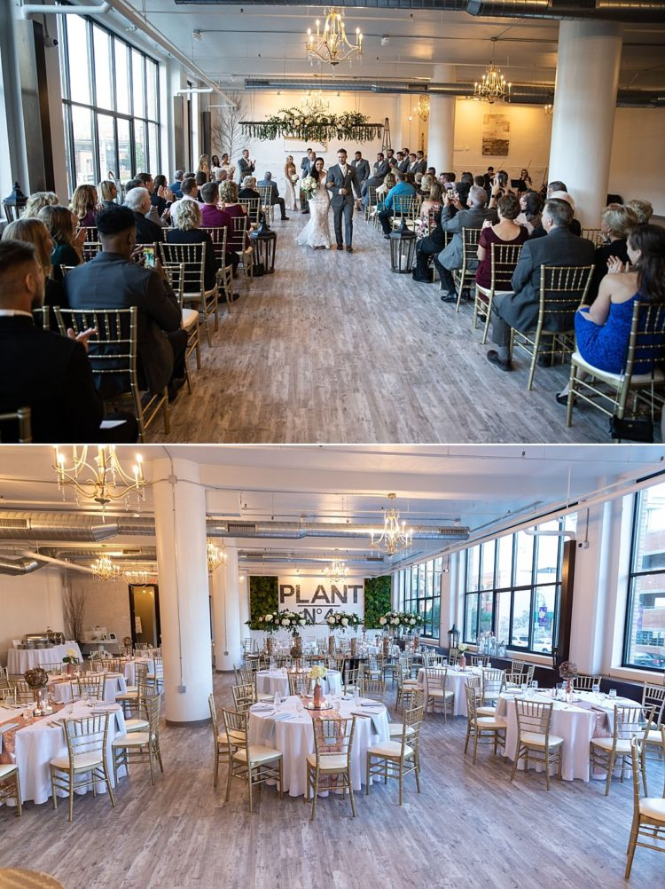 Top Milwaukee Wedding Venues - Plant No. 4